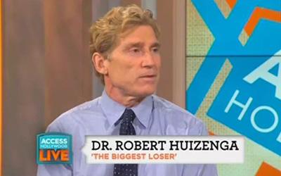 Dr. Robert Huizenga Biggest Loser Premiere