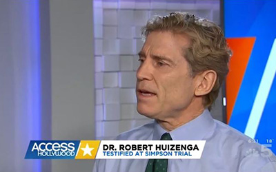 Dr. Robert Huizenga OJ Simpson concussions