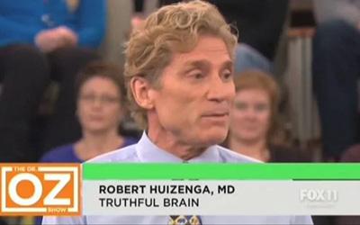 Dr. Robert Huizenga Brain Scan Detector